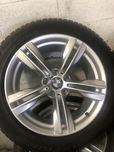 Pirelli Scorpion Run flat 255/50/19 BMW 750/760