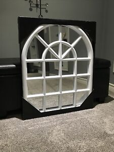 WINDOW SHAPED MIRRORS! 3 available!