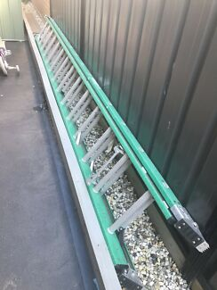 Wanted: Galvanised extension ladder