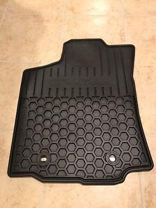 NEW 2016 Toyota Tacoma OEM Floor Mats (rubber)
