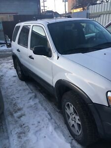 Safetied 2005 Ford Escape XLT