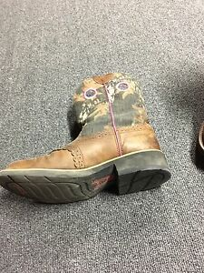 REDUCED-two ladies size 10 cowboy boots