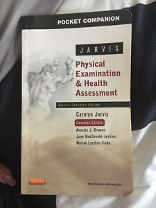 Pocket Jarvis Physical Examination & Health Assessment