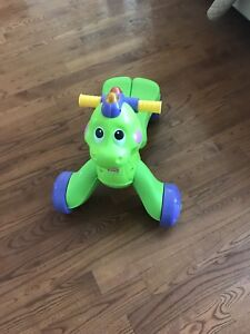 Fisher Price Stride to Ride Dino