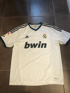 Real Madrid Benzema Jersey