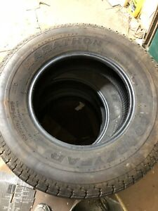 Goodyear Marathon ST225/75 R15 8ply trailer tires