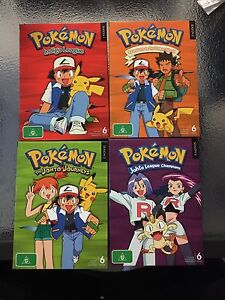 Pokemon seasons 1-4 Mango Hill Pine Rivers Area Preview