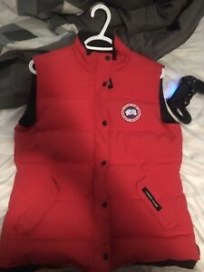 Canada Goose Vest For Women