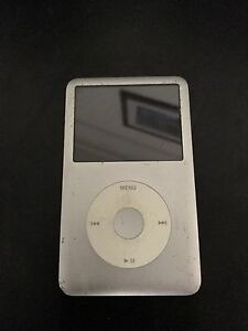 iPod classic 128 g silver Adamstown Heights Newcastle Area Preview