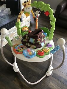 Fisher price excer-saucer