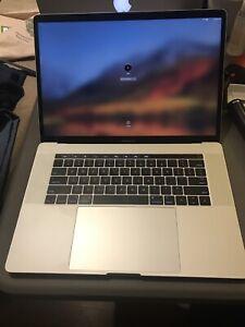 """Apple MacBook Pro 15"""" 2016 model"""