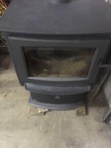 Napoleon wood stove
