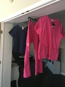 New scrubs size med