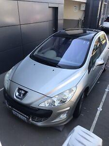 2008 Peugeot 308 HDI 2.0L 6 speed manual. $2800
