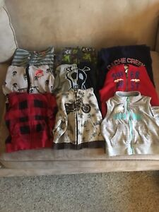 6-12 month boy sweaters