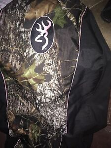Browning mossy oak seat covers