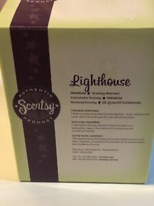 Scentsy Lighthouse