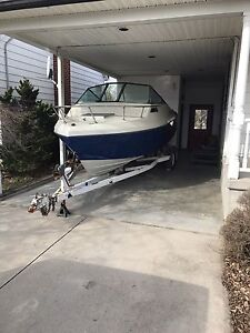 FREE BOAT with Volvo penta 290 outdrive