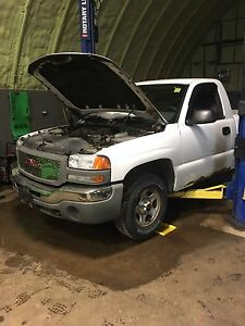 Parting out  2005 GMC Sierra 1500