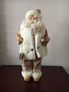 "Santa clause 20"" Christmas decorations"