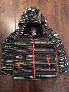 Killtec spring/fall jacket boys size 10