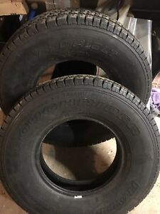 2 new ROUGHRIDER Radial A/P 16 inch