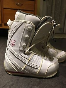 Women's Head Snowboard Boots Size US 7