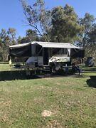 Jayco flamingo outback camper 2014 Hallam Casey Area Preview