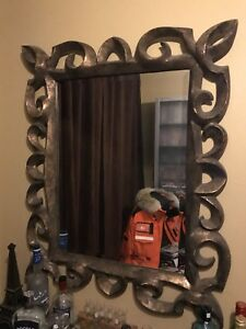 Large wall/accent mirror