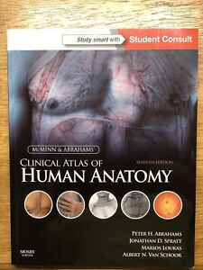 Clinical Atlas of Human Anatomy Textbook