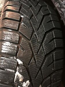 205 55 16 winter tires pneus d'hiver