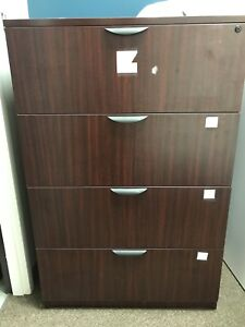 wood filing cabinet for office