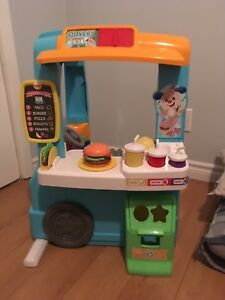 Food truck Fisher price
