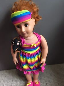 Our Generation Doll (same size as American Girl)