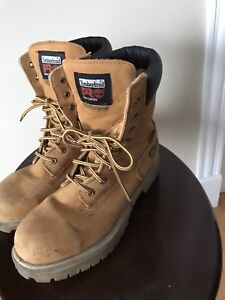 Timberland men's pro series boots
