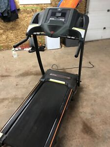 Horizon Treadmill