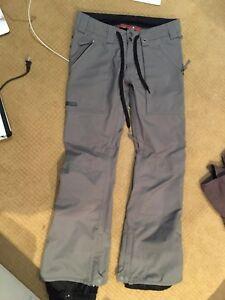 Burton size small snow pants / board pants
