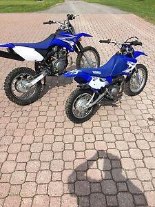 Yamaha TTR - 90    TTR-125