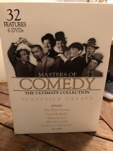 3 Stooges master collection