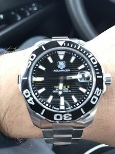 Tag heuer aquaracer 300 automatic for sale