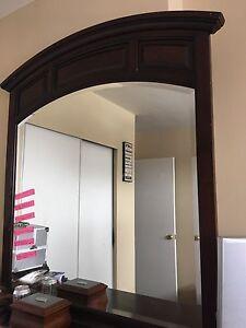 Dresser &side tables one of a kind! 200 OBO