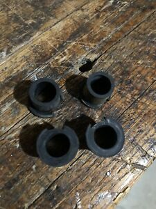Gl1000 Goldwing rear turn signal rubbers. Set of 4.