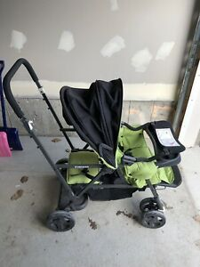 Stroller for baby and toddler