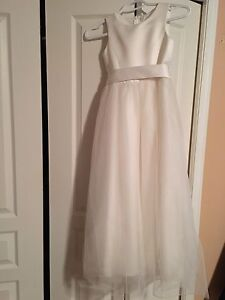 Ivory Flower Girl/Communion/Baptism Dresses