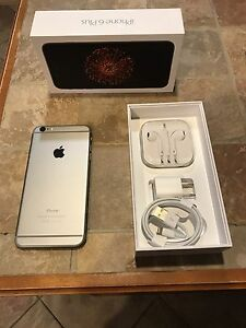 Iphone 6 silver grey 64g Rogers