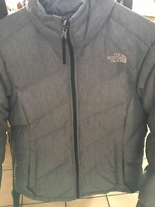 Women's North Face zip snowboard jacket - Medium Kitchener / Waterloo Kitchener Area image 1