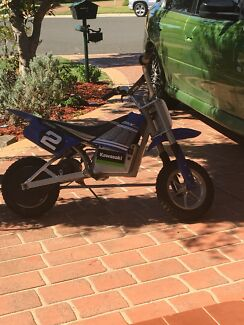 Razor dirt bike electric