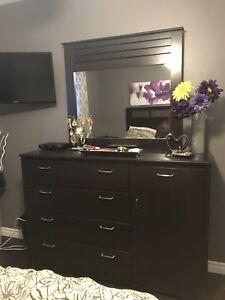 Queen or double bedroom set