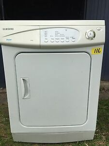 24inch wide stackable dryer for sale