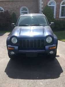 2003 Jeep Liberty 4x4 limited edition